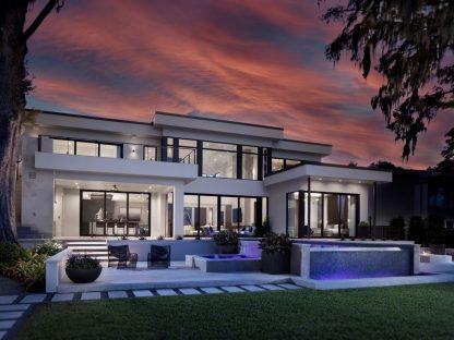Lakefront Modern